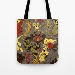 Witch's infinitas Tote Bag