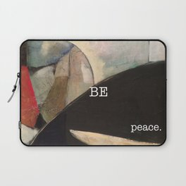 may you be peace. Laptop Sleeve