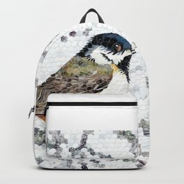 Chickadee Hole Punch Backpack