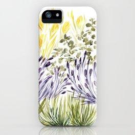 Elisa's Garden (Right) iPhone Case