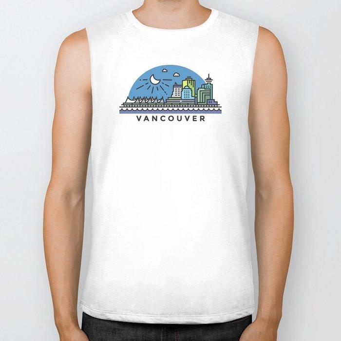 Vancouver Biker Tank