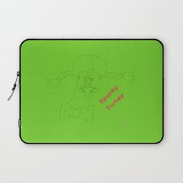Spunky Turkey GB TX Laptop Sleeve