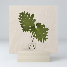 Lacy Leaf Philodendron Mini Art Print