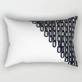 Off the Chain Rectangular Pillow