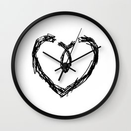 icthus Wall Clock