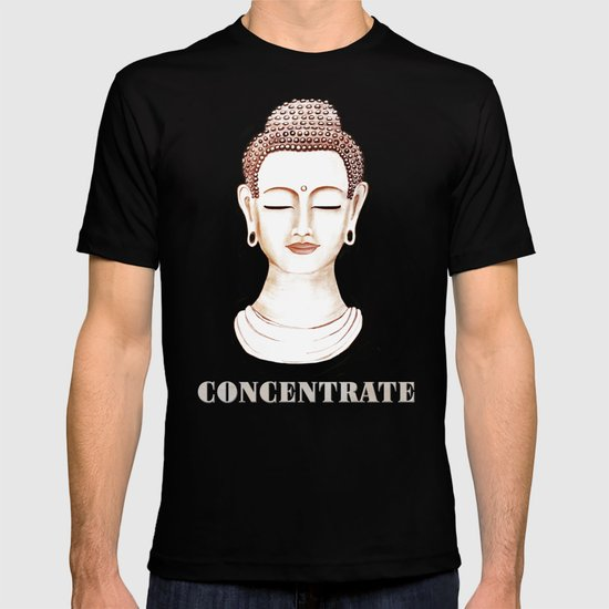 Buddha Concentrate T-shirt