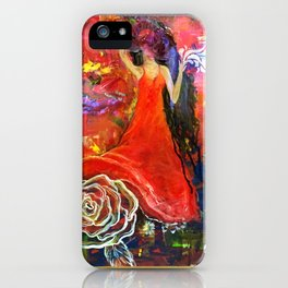 Salsarita iPhone Case