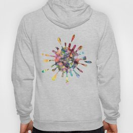 Colours - The Magic of Life Hoody