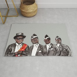 Coffin Dance Meme Rug