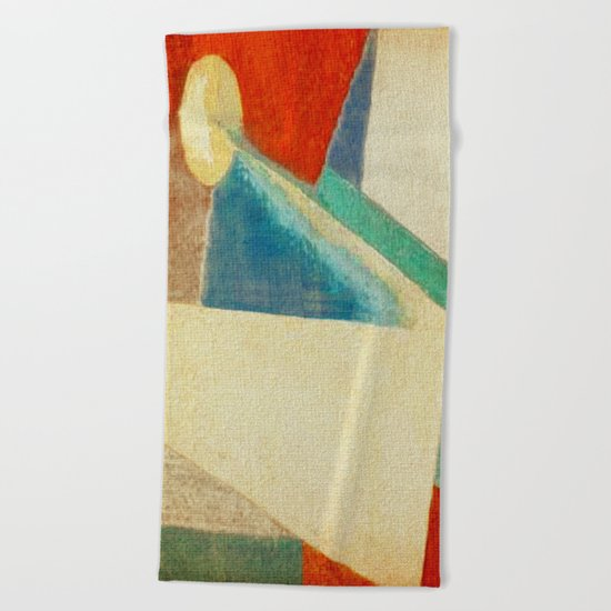 Virgo Beach Towel