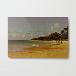 Vintage Maui 3 Metal Print