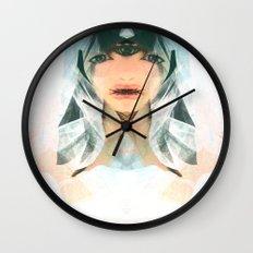 Pineal Wall Clock