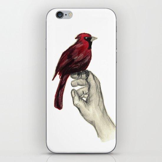 Cardinal Focus iPhone Skin
