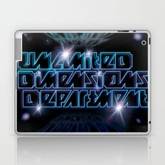 Unlimited Dimensions Department Laptop & iPad Skin