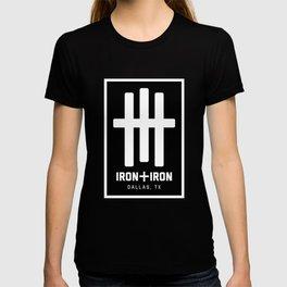 Iron + Iron T-shirt