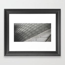 Opera House Framed Art Print