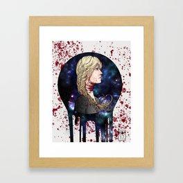Hanna - Gemina (The Illuminae Files) Framed Art Print