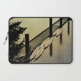 Portland Oregon Canoes Laptop Sleeve