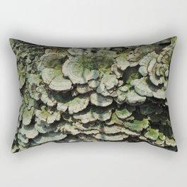 Forest Mushrooms Rectangular Pillow
