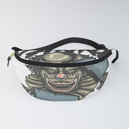 Scary Clown Fanny Pack