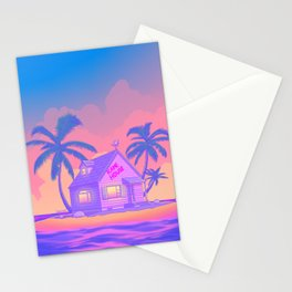 80s Kame House Stationery Cards