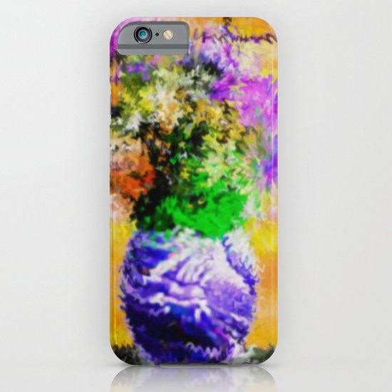 Floral still lifes. iPhone & iPod Case