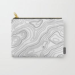 Intention #pattern #minimal Carry-All Pouch