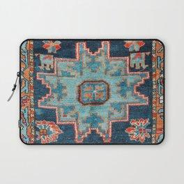 Karabakh  Antique South Caucasus Azerbaijan Rug Print Laptop Sleeve