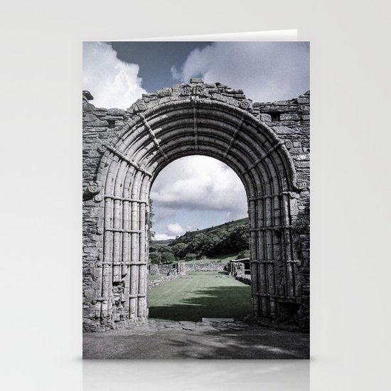 Faded Memories: Strata Florida Stationery Cards