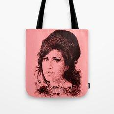 27 Club - Winehouse Tote Bag