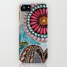 Cosmic Luster iPhone Case