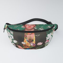 Wings to Fly Frida Kahlo Fanny Pack