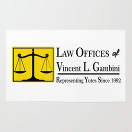 Law Offices of Vincent Gambini Rug
