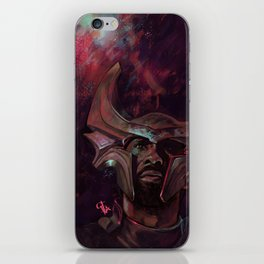 The eyes of Asgard  iPhone Skin