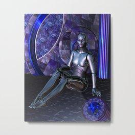 Shebot Karrisiel Metal Print