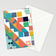 Gumby Does LSD Stationery Cards
