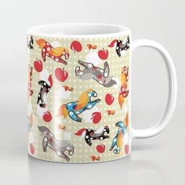 Паттерн с лошадками Coffee Mug