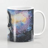 lana Mugs featuring Lana by kente