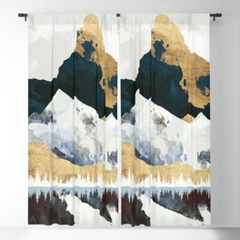 Winters Day Blackout Curtain