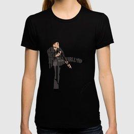 Typography Art of Tom Waits T-shirt