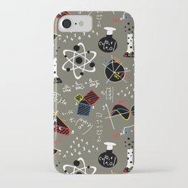Science Fair iPhone Case