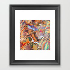 Vital Framed Art Print