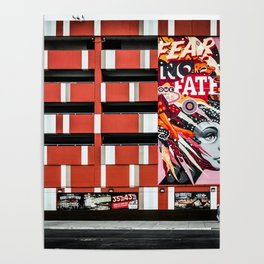 Fear No Fate (Las Vegas) Poster