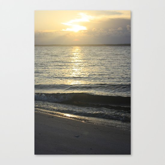 Somewhere Only We Know Canvas Print