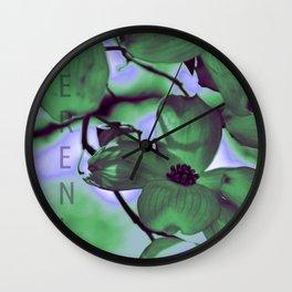 A New Serenity Wall Clock