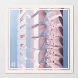 TOYNILLA LATTE Canvas Print
