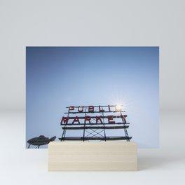 Public Market - Seattle, WA Mini Art Print