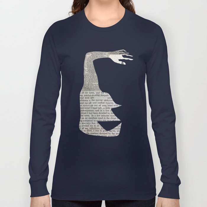 Body Mind Long Sleeve T-shirt