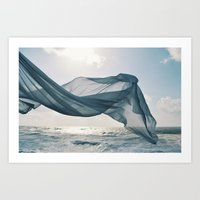 Movement II Art Print