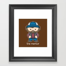 The Mentor Framed Art Print